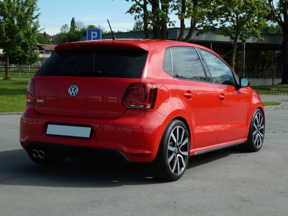 2014 vw golf gti black pictures to pin on pinterest